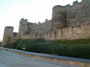 castillo de los templarios (ponferrada) 2 - exterior