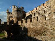 castillo de los templarios (ponferrada) 6 - exterior