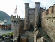 castillo de los templarios (ponferrada) 8 - exterior