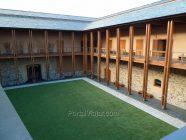 castillo de los templarios (ponferrada) 9 - interior