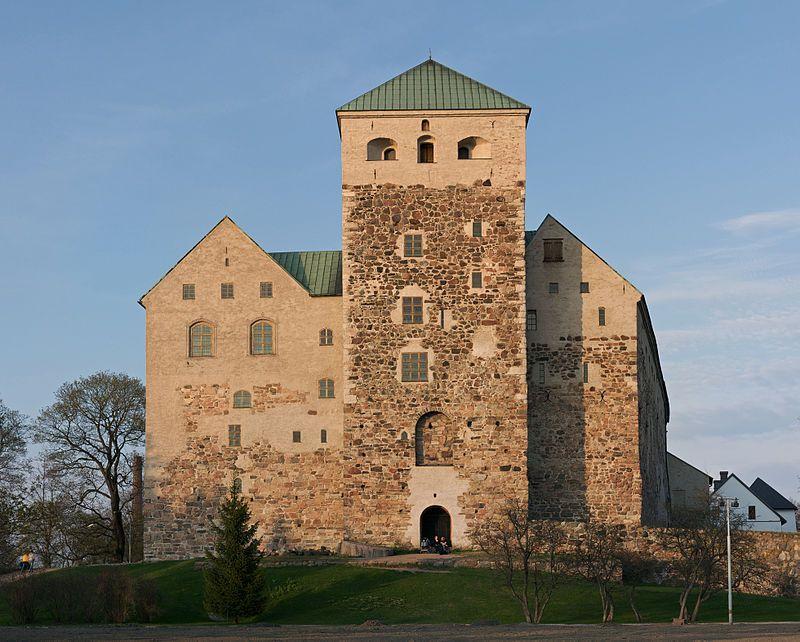castillo de turku finlandia 1