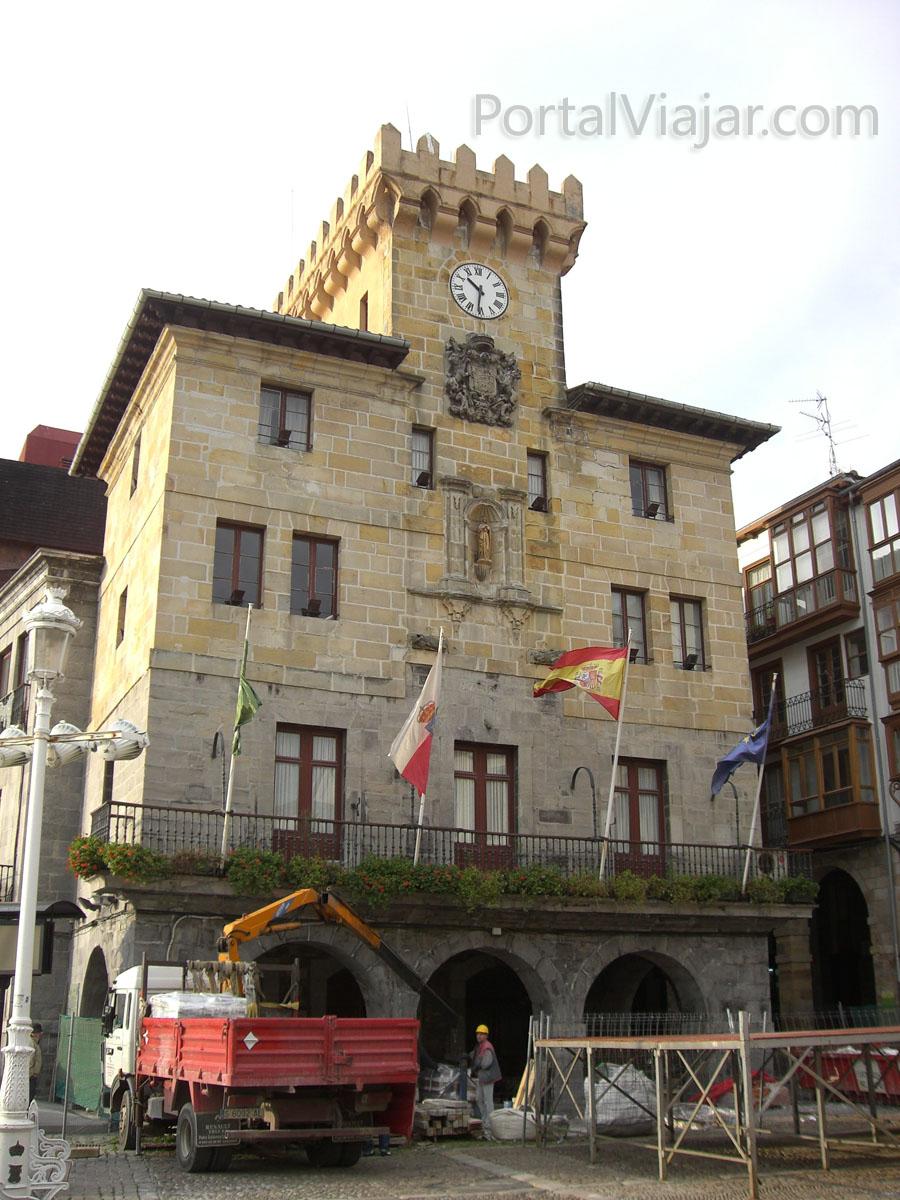 Ayuntamiento (Castro Urdiales)