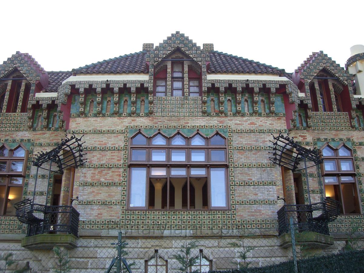 Capricho de Gaudí (Comillas)