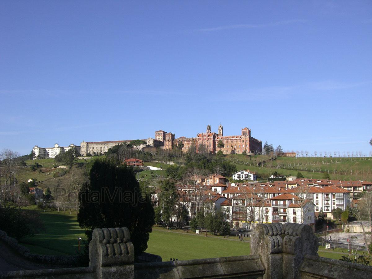 Antigua Universidad Pontificia de Comillas
