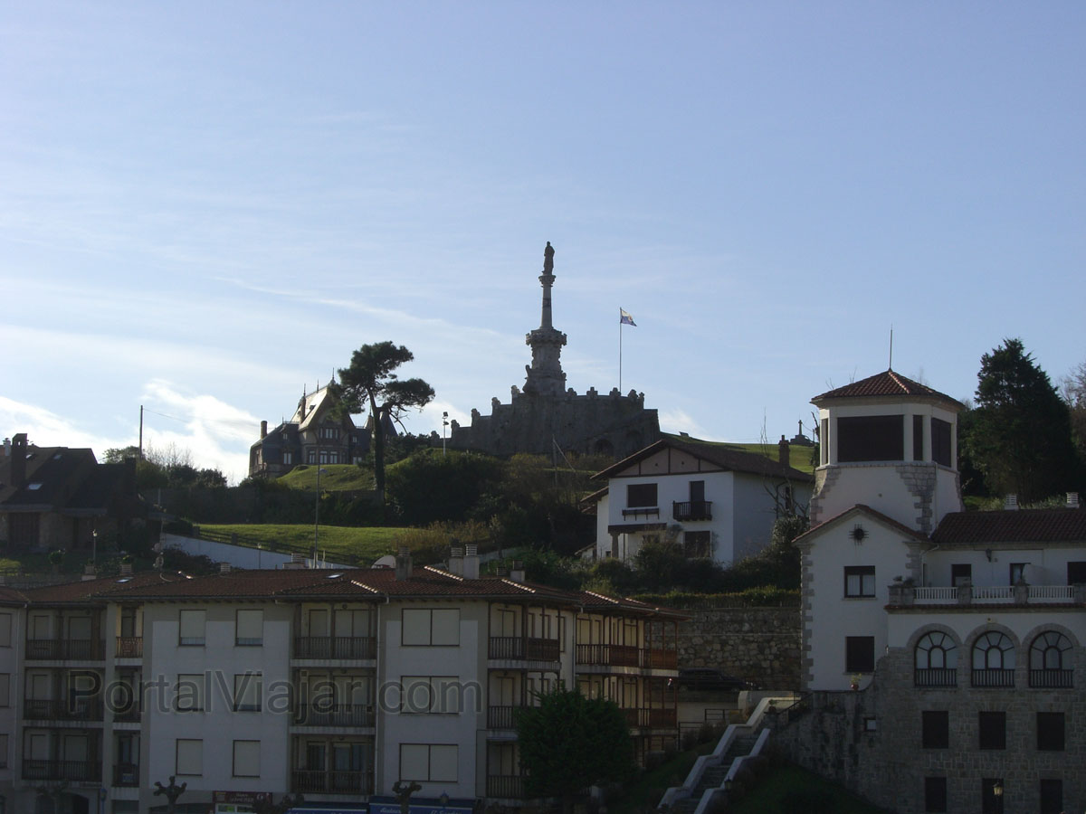 Monumento al Marqués de Comillas (Comillas)