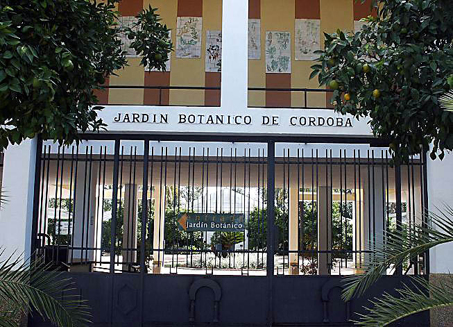 Jardín botáncio de Córdoba (España)