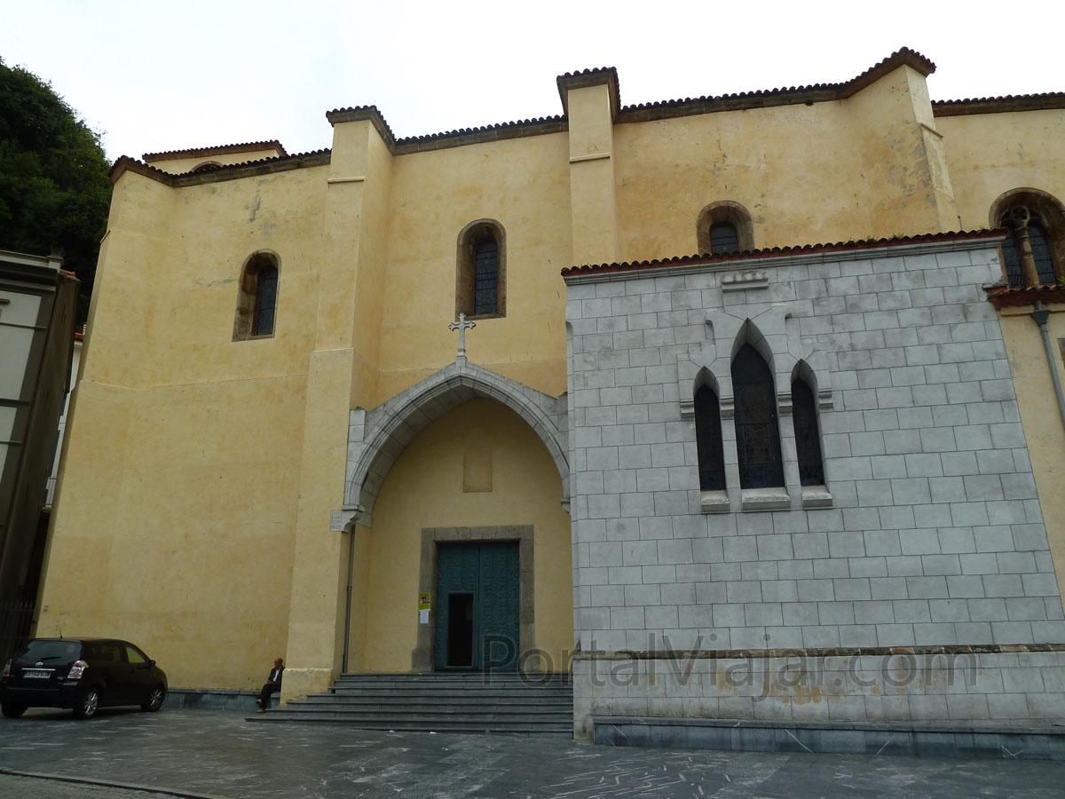 cudillero 21 - iglesia parroquial
