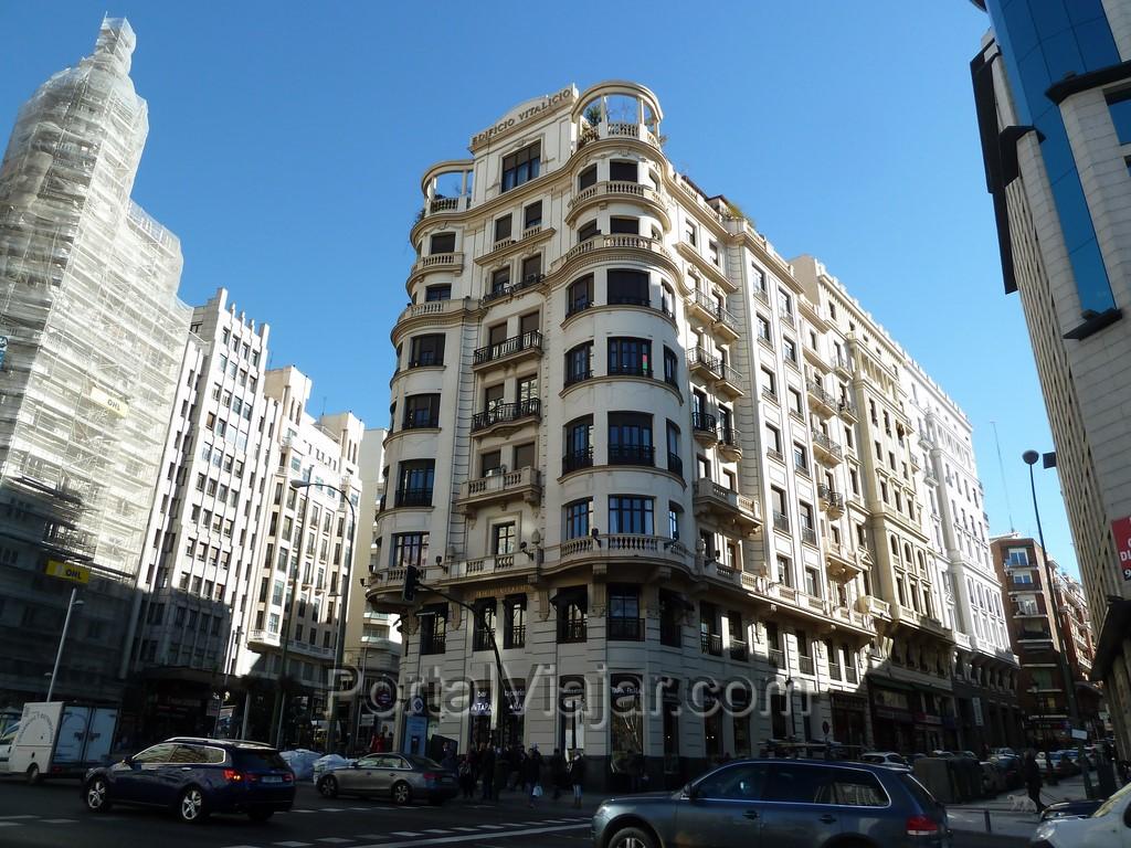 edificio vitalicio plaza españa madrid