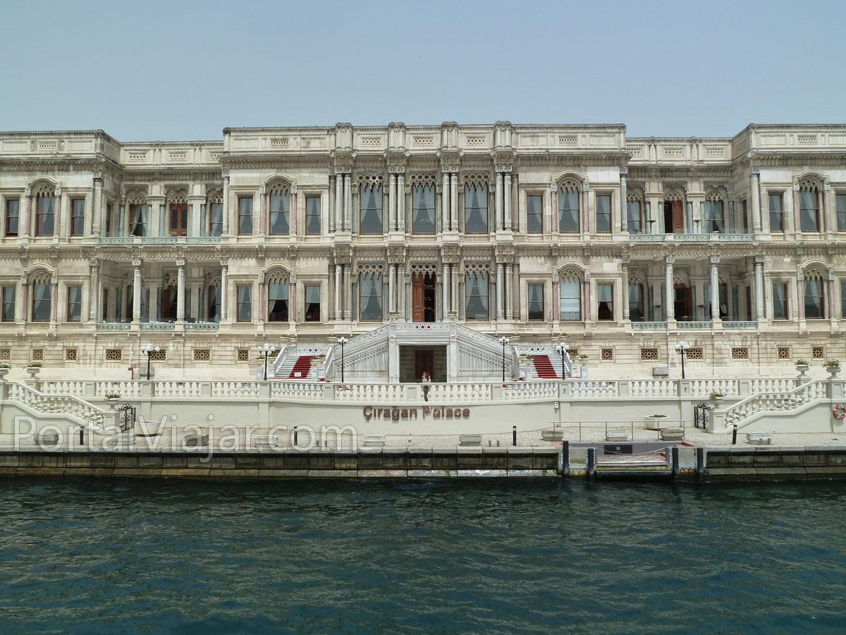 Palacio Ciragan (Estambul)