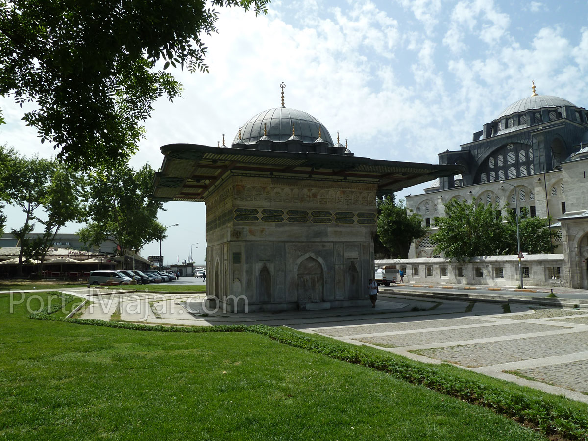 Fuente de Mahmud I (Estambul)