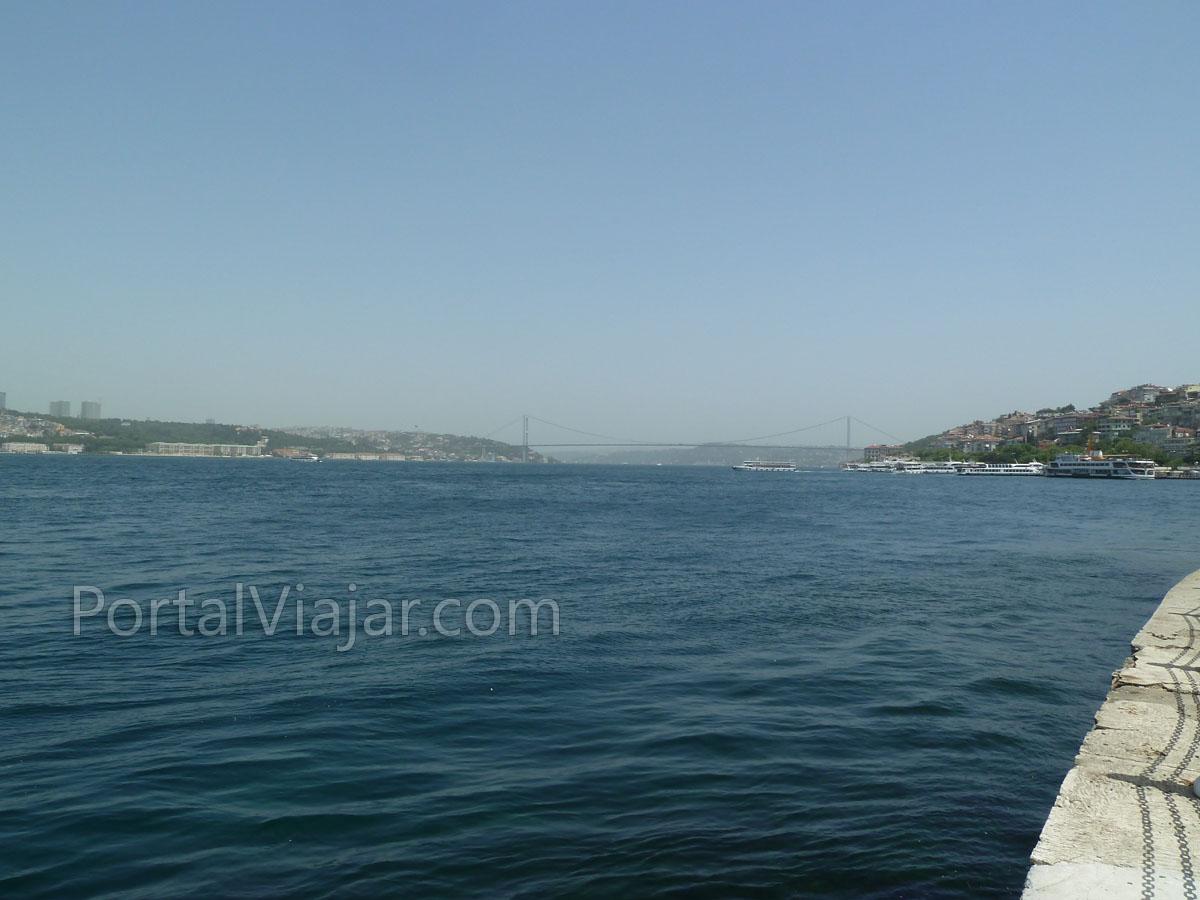 Puente del Bósforo (Estambul)