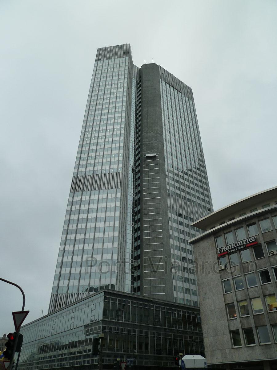 frankfurt 136 - eurotower