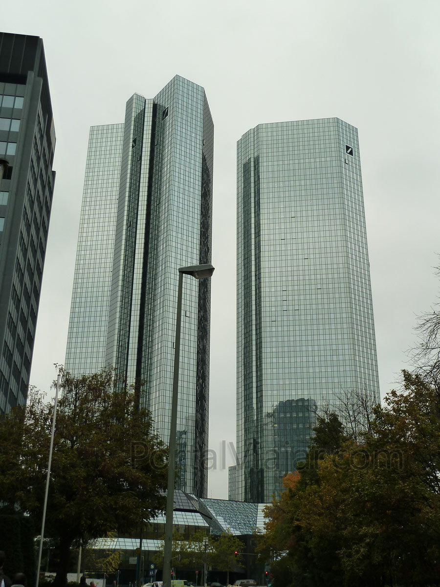 frankfurt 141 - central deutsche bank