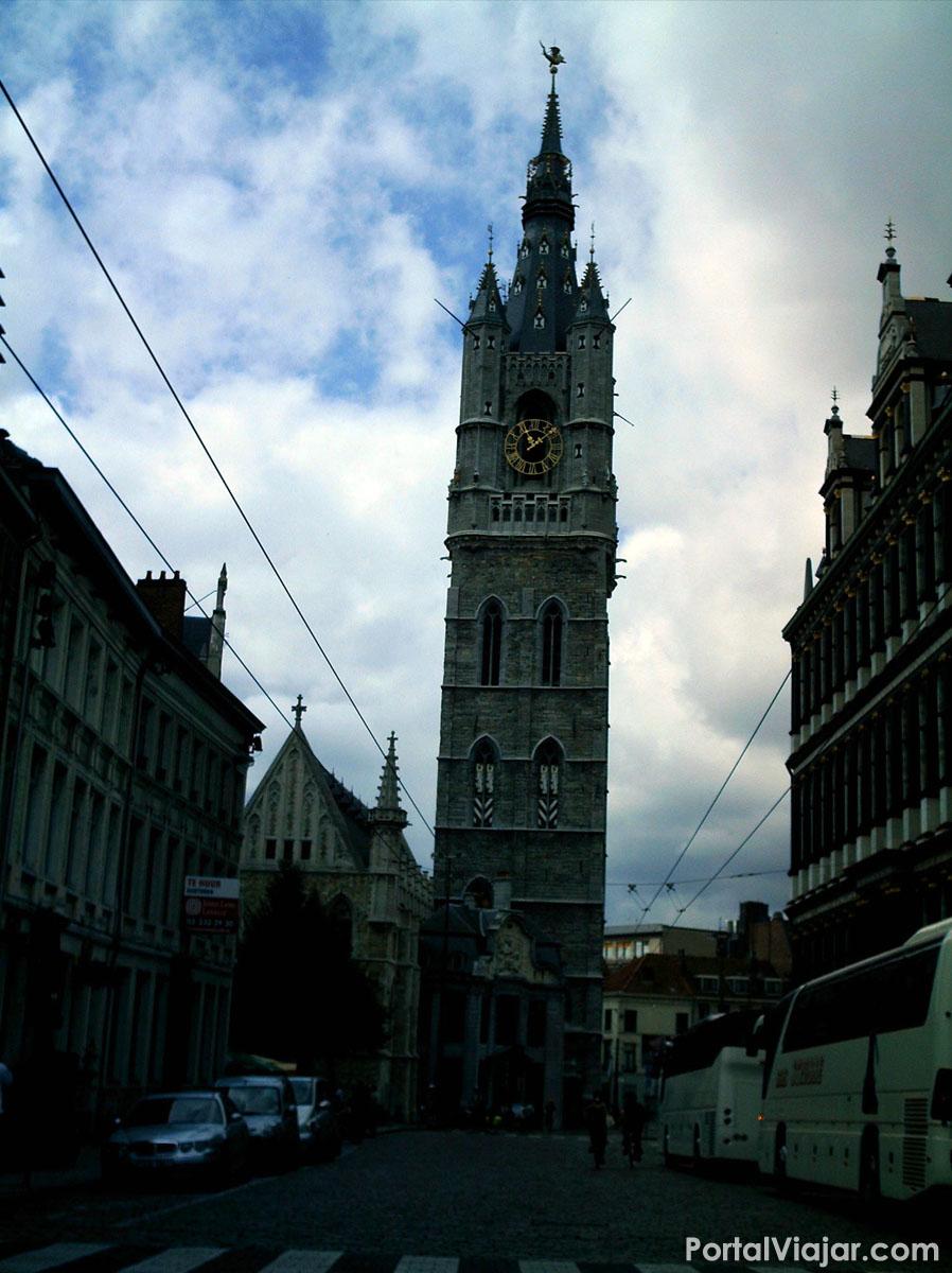 Belfort, Atalaya o Beffroi (Gante)