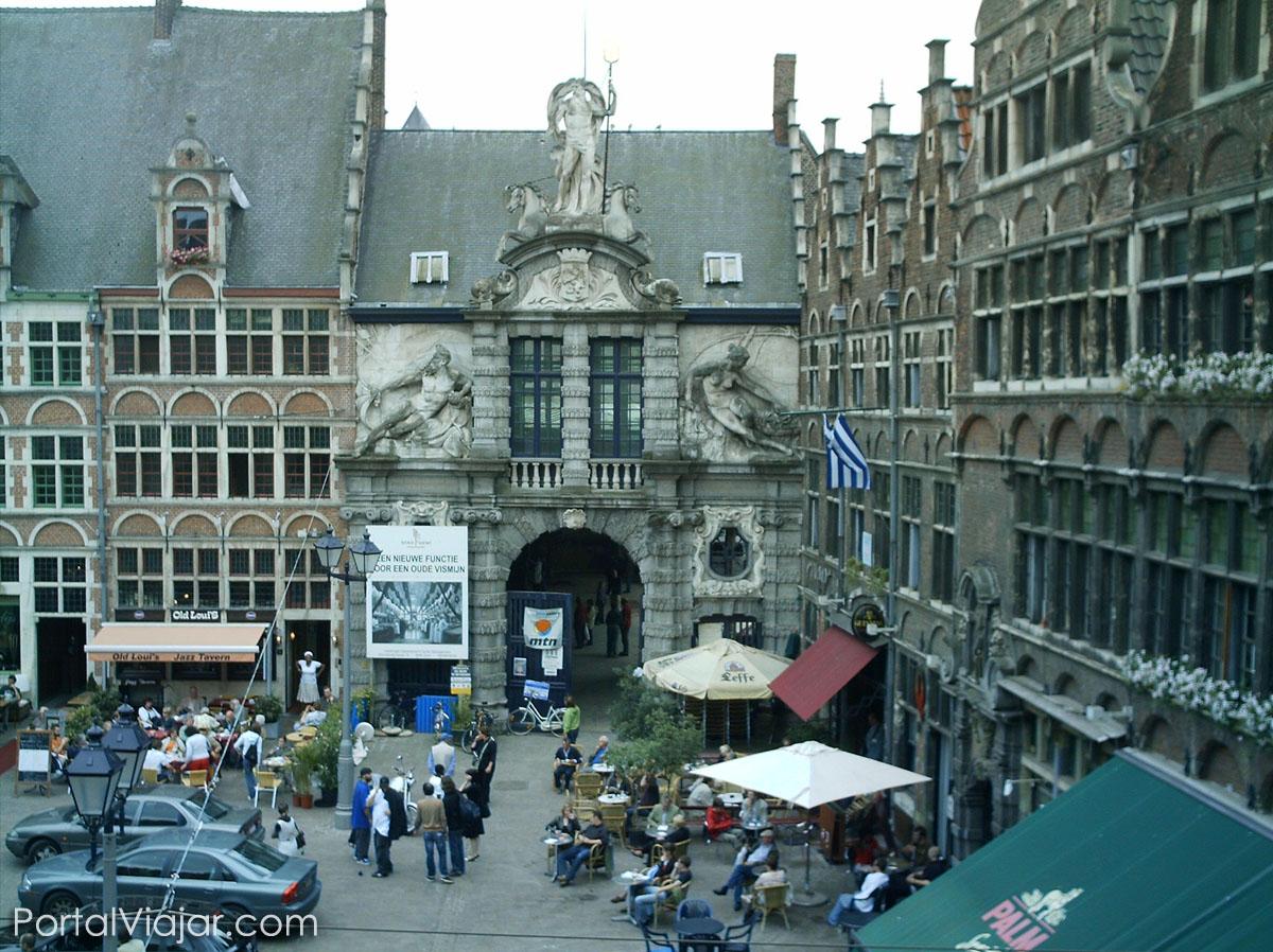 Mercado de los Pescados (Gante)