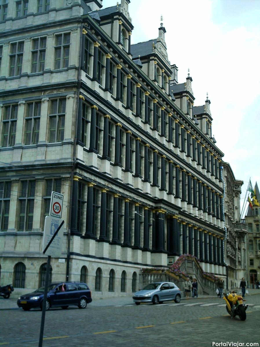 Ayuntamiento de Gante