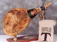Jamón de Trevélez (gastronomía de Trevélez)