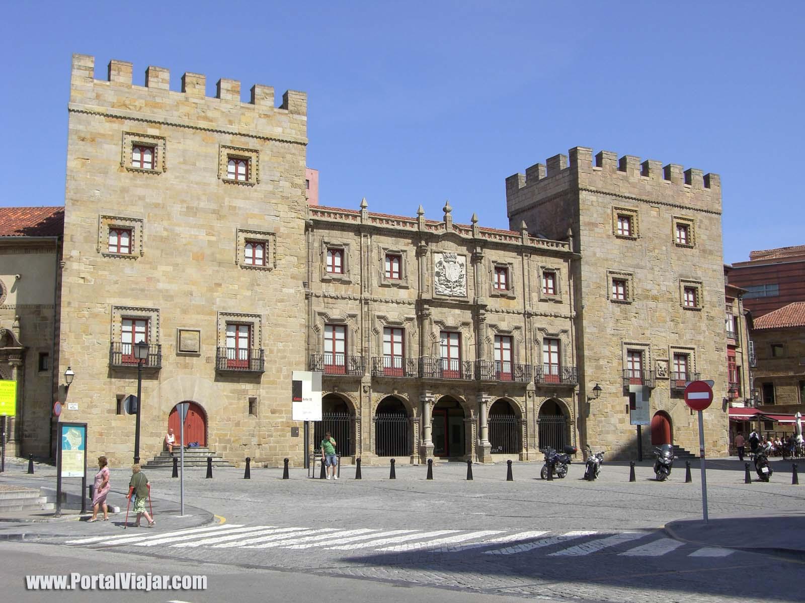 gijon 6 - palacio revillagigedo - centro cultural
