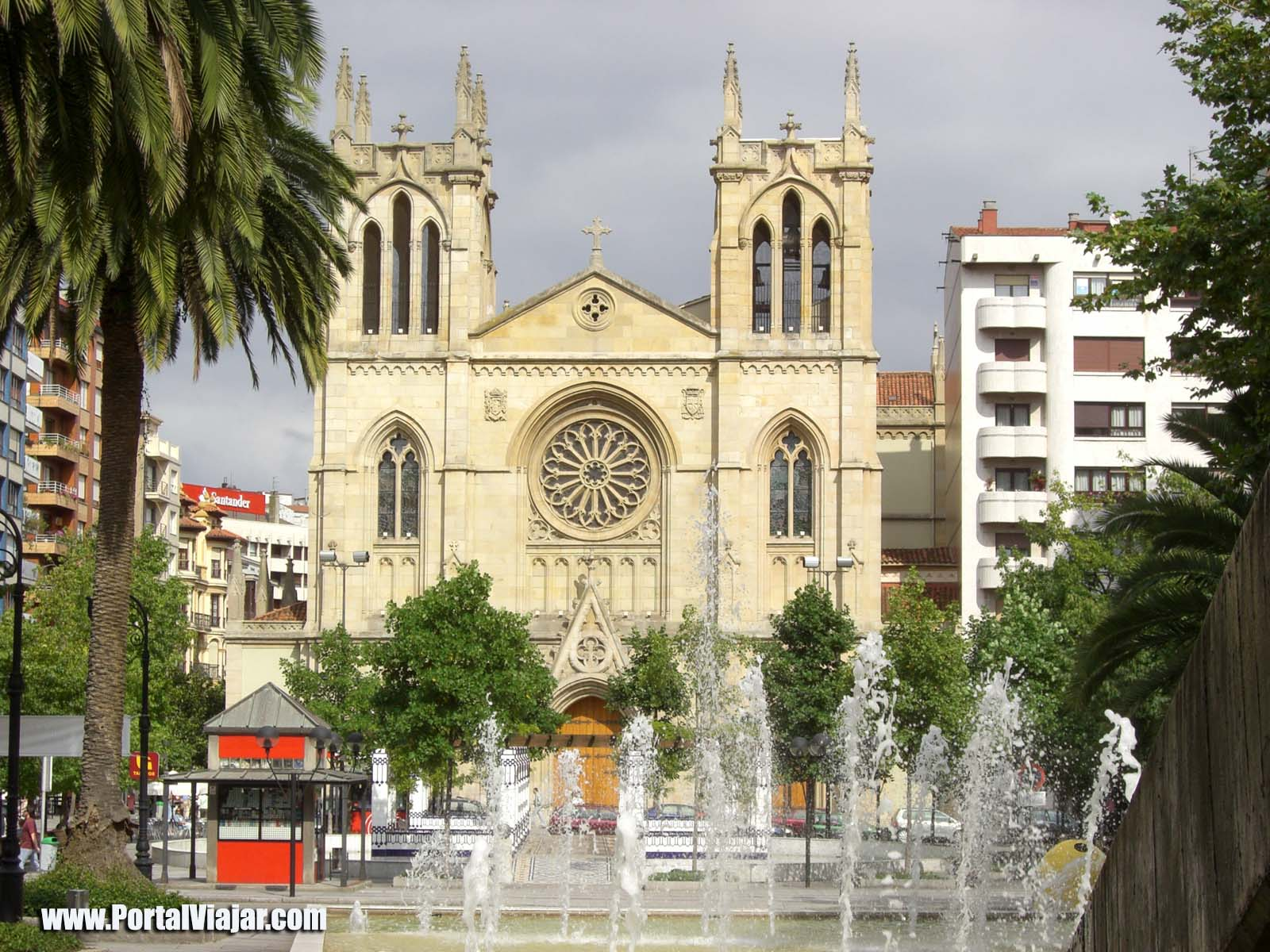 gijon 9 - iglesia de san lorenzo