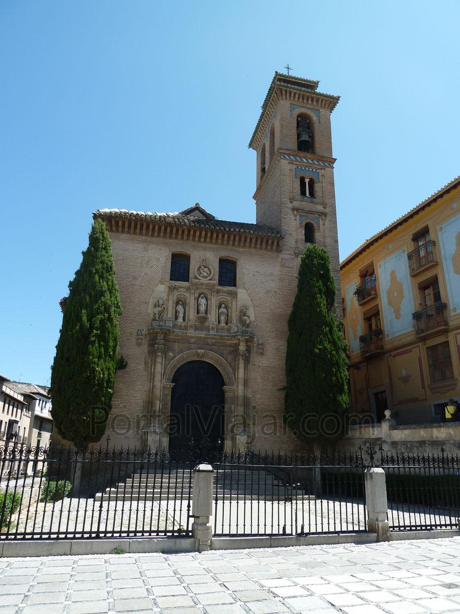 granada 11 - iglesia de santa ana