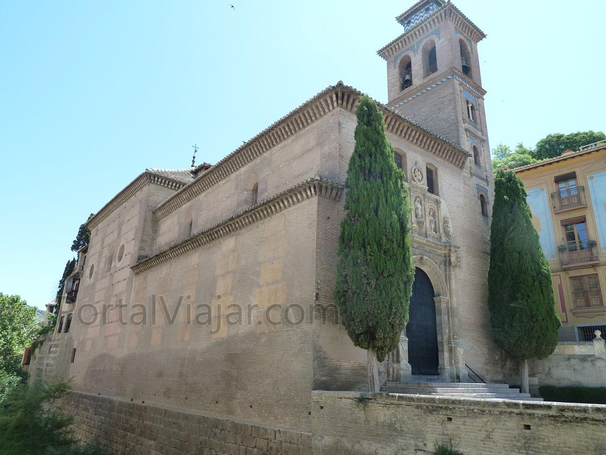 granada 12 - iglesia de santa ana