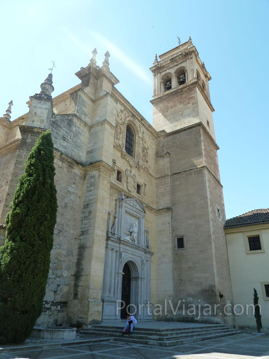 granada 142 - iglesia de san jeronimo