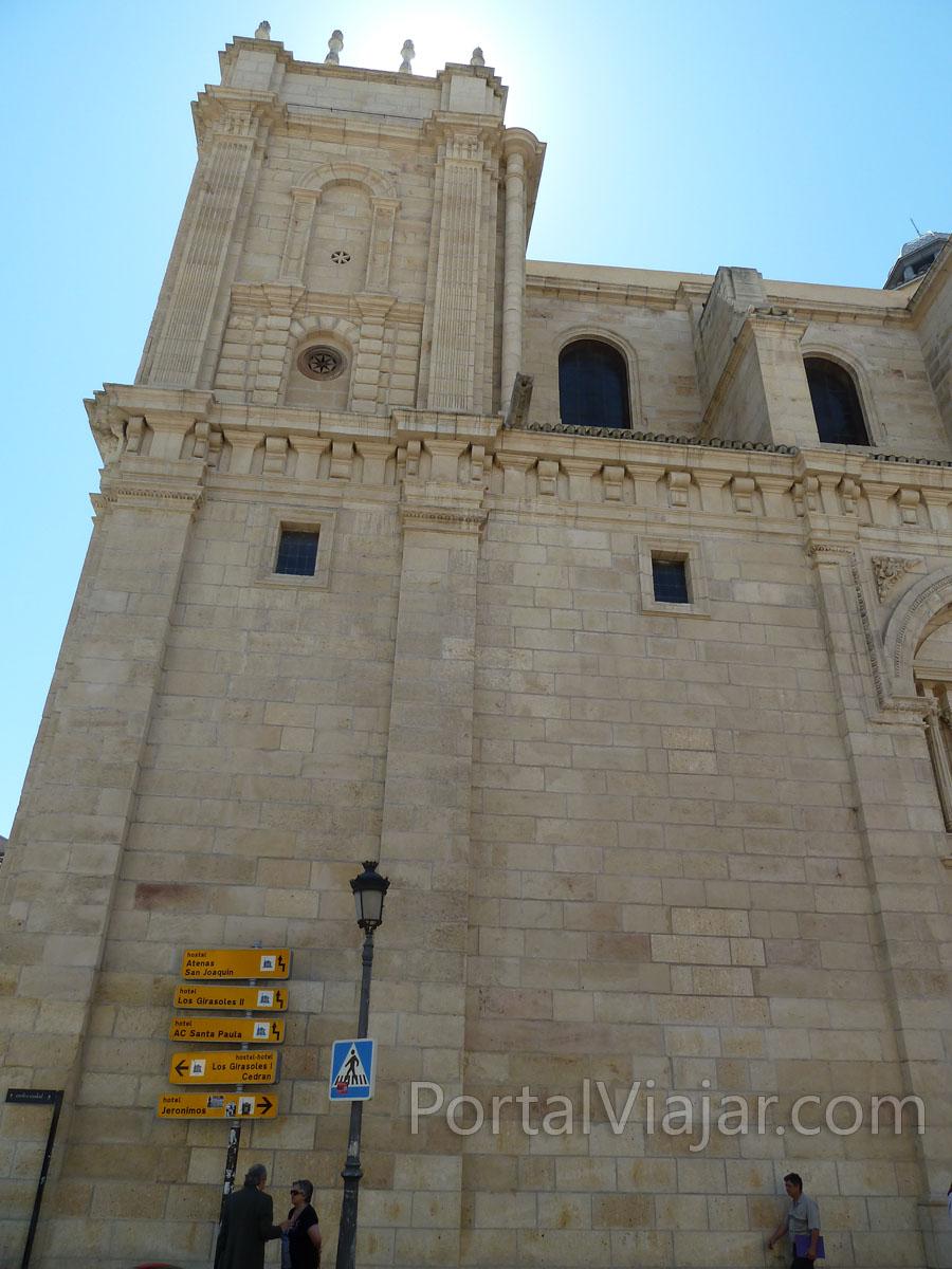 granada 143 - iglesia de san jeronimo