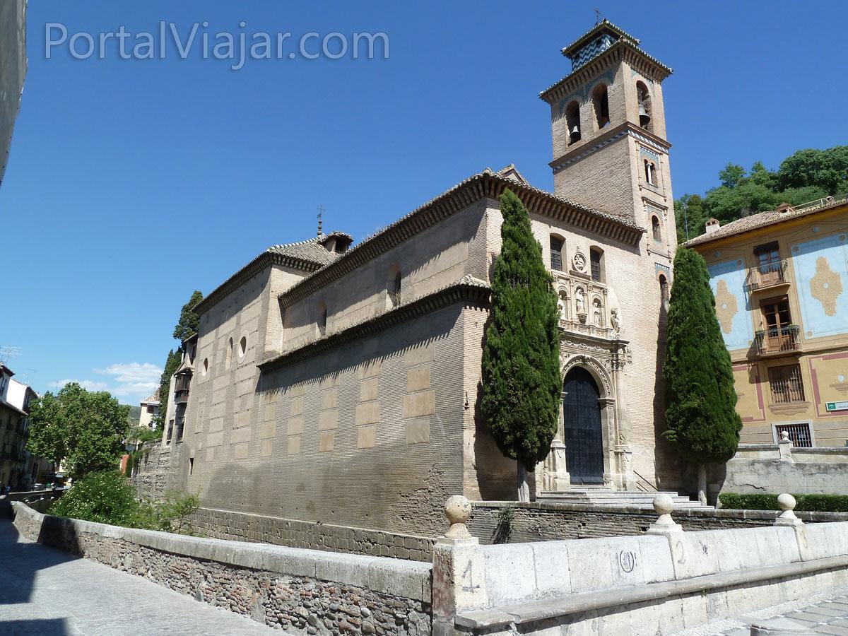 Iglesia de Santa Ana (Granada)