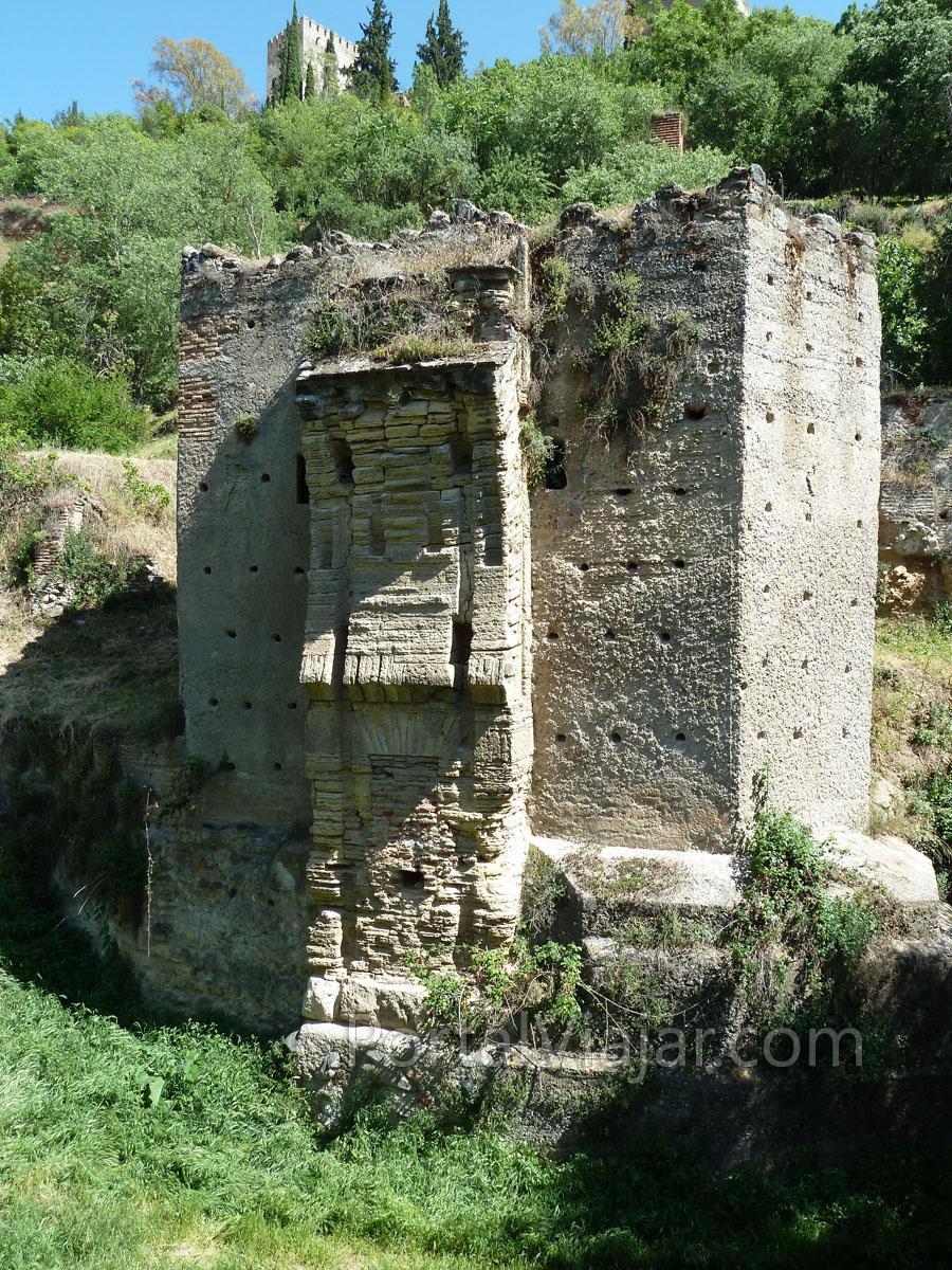 Granada - Puerta de los Tableros