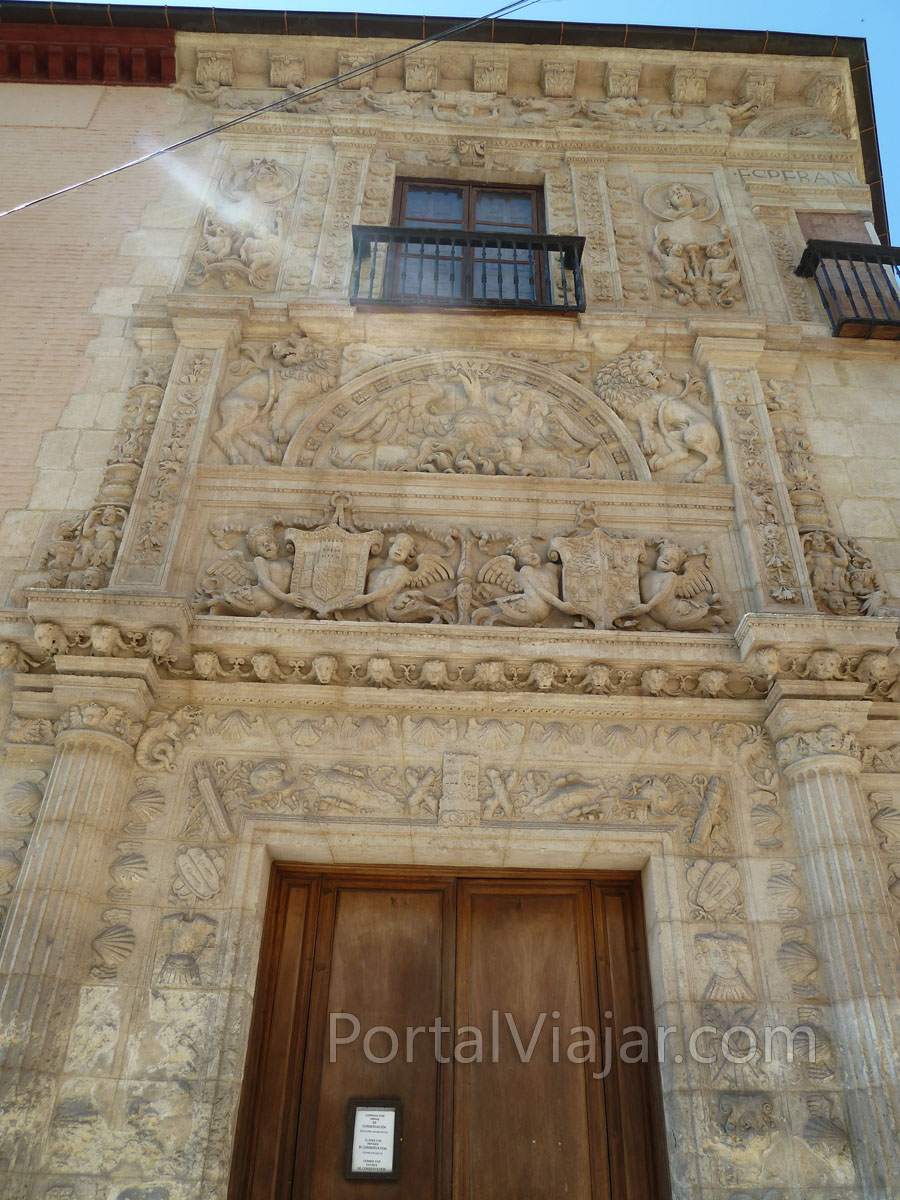 Casa de Castril - Granada