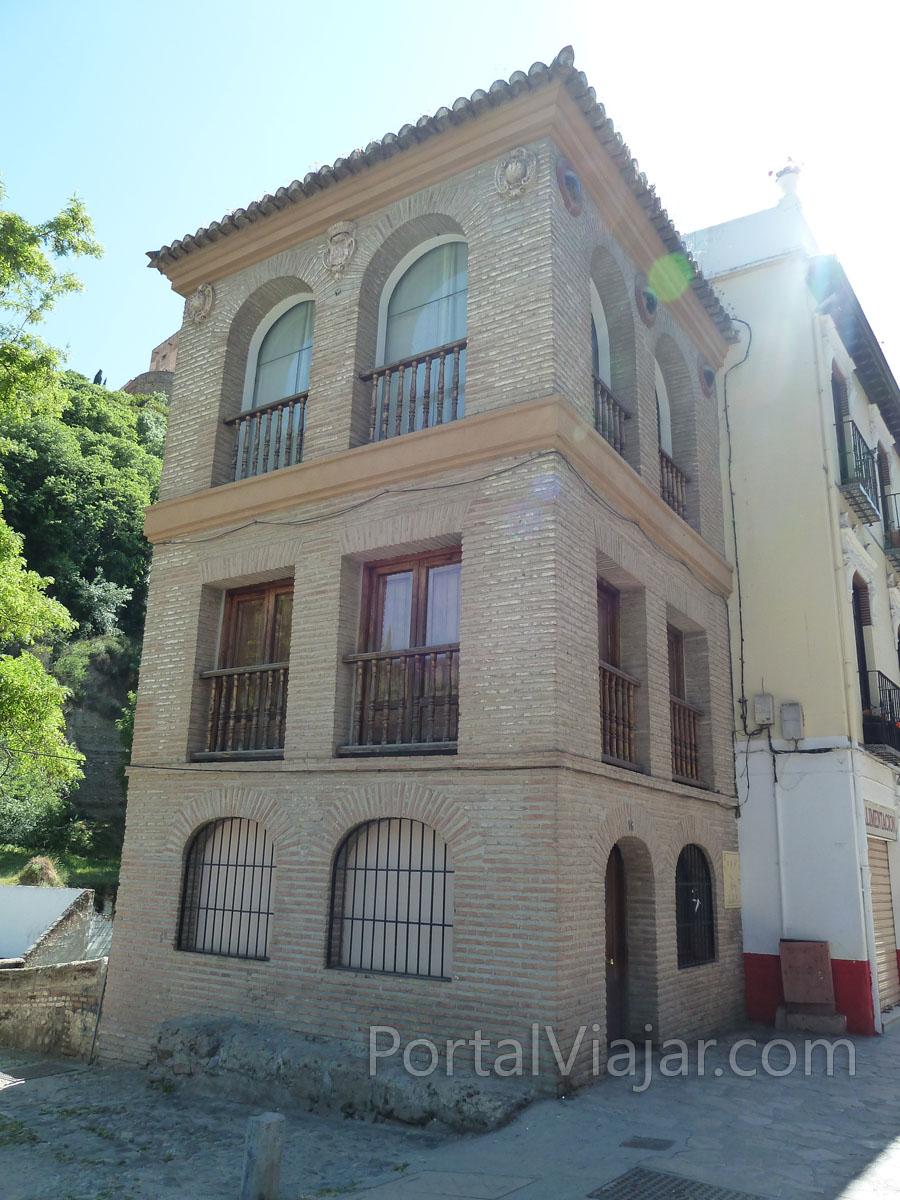 Casa de las Chirimías (Granada)