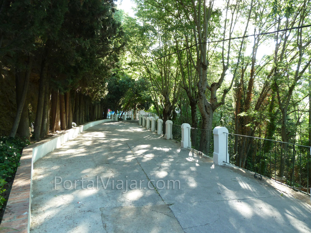 Camino del Sacromonte (Granada)