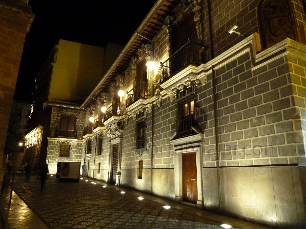 granada 7 - capilla real - museo de la madraza