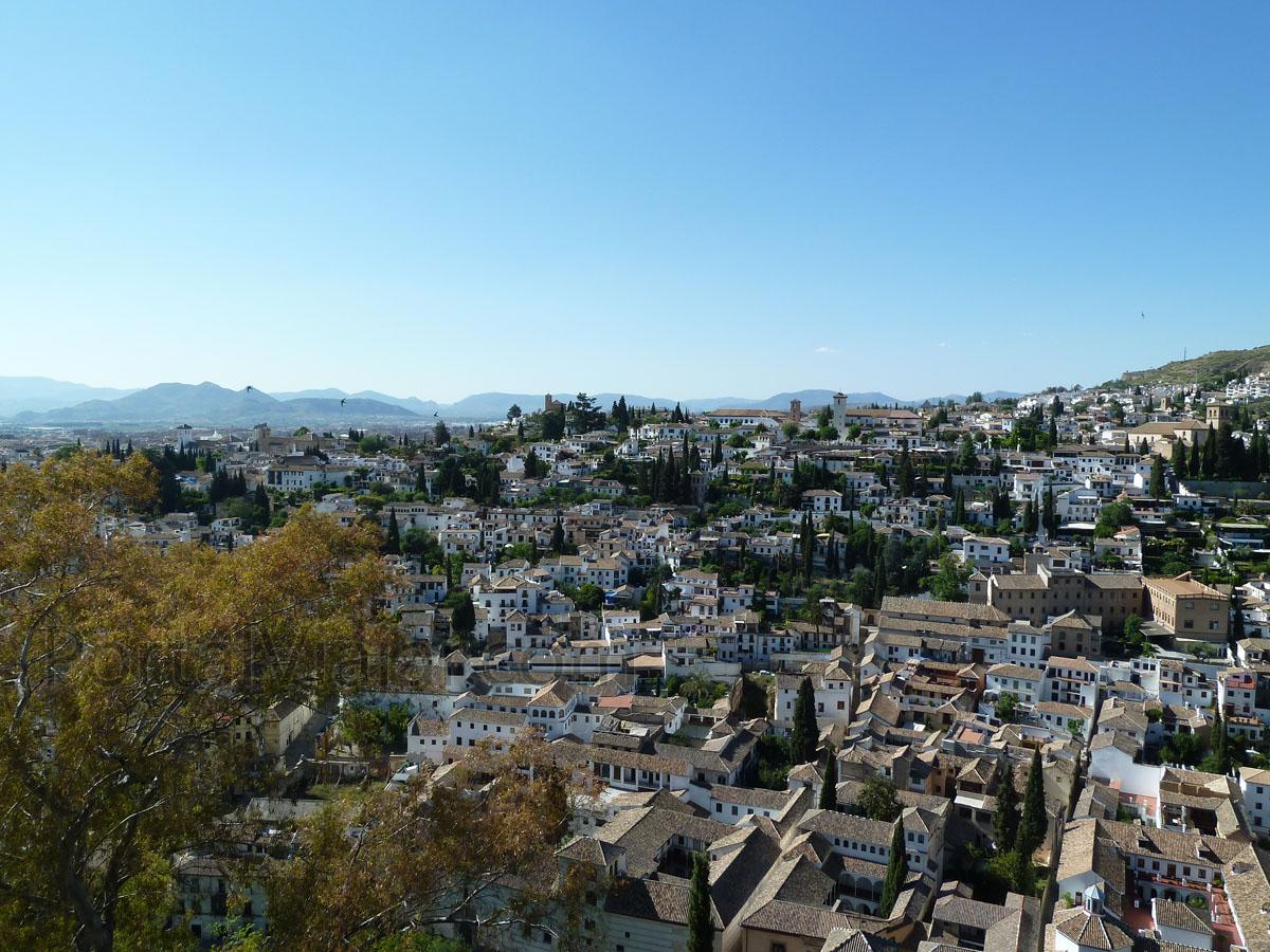 Granada 94 alhambra alcazaba portal viajar - El puerto de santa maria granada ...