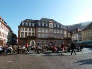 heidelberg 93 - plaza del mercado - ayuntamiento