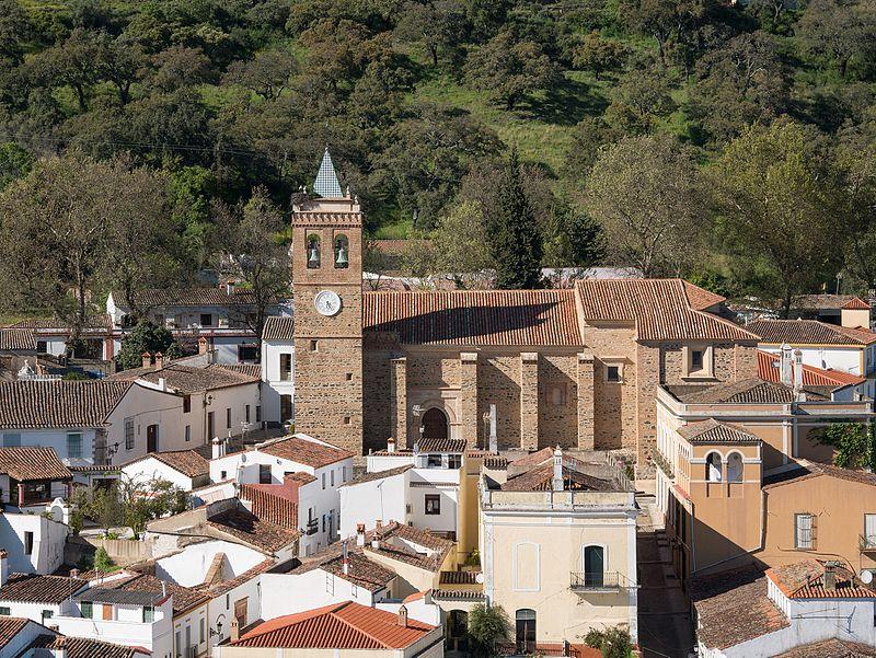Iglesia de Almonaster la Real
