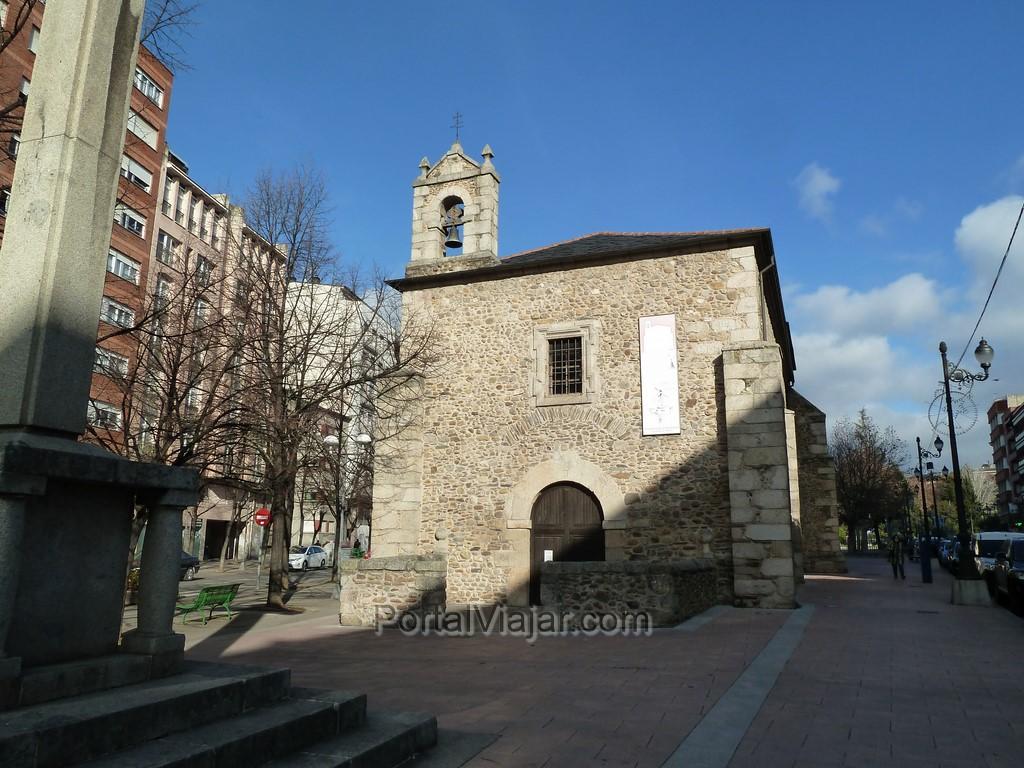 Iglesia de San Antonio / Museo de las Cofradías (Ponferrada)