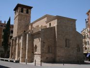 Iglesia de Santiago del Burgo (Zamora)