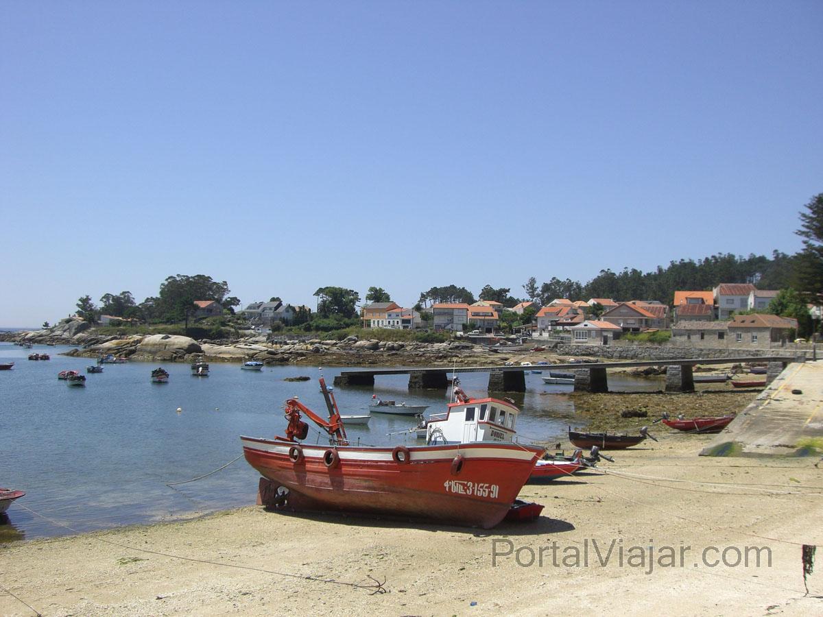 illa de arousa 26 - porto da illa (o xufre)