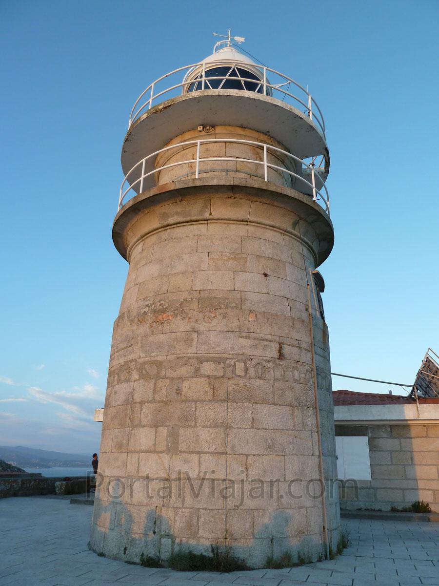 islas cies 70 - ruta del faro de cies - faro de cies