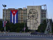 la habana plaza de la revolucion edificio del ministerio del interior