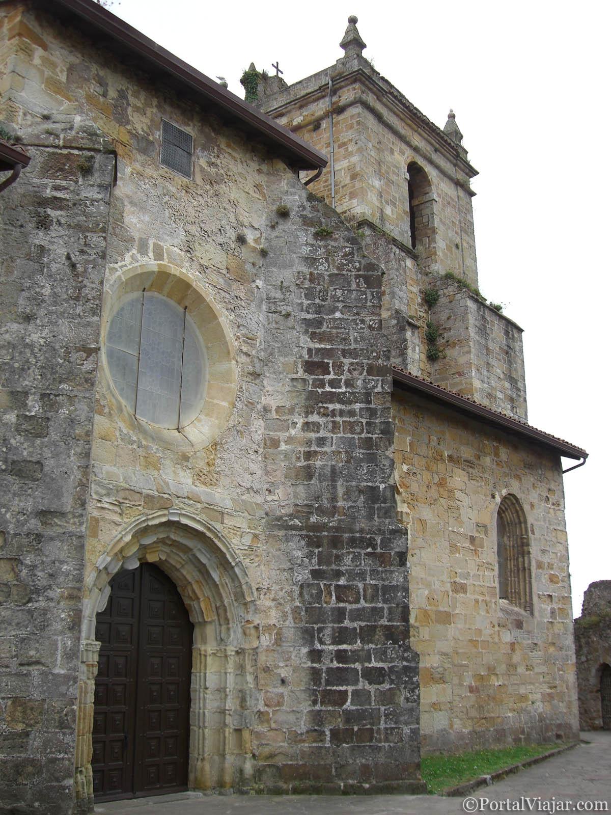 Iglesia de Santa María de la Asunción (Laredo)