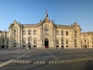 lima palacio de gobierno del perú