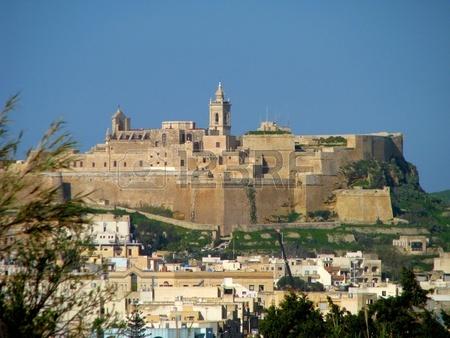 malta ciudadela de rabat