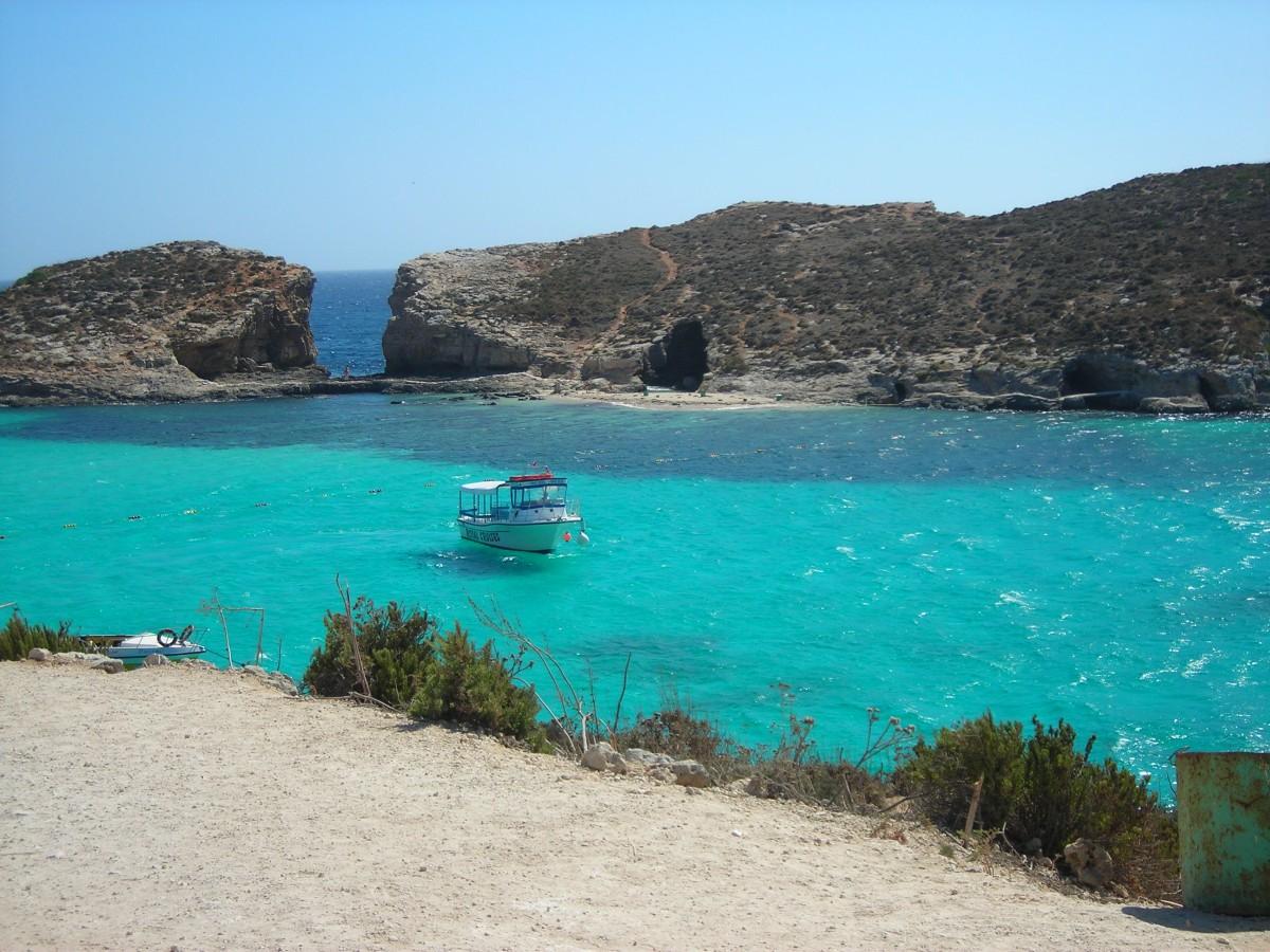 malta laguna azul y cominoto