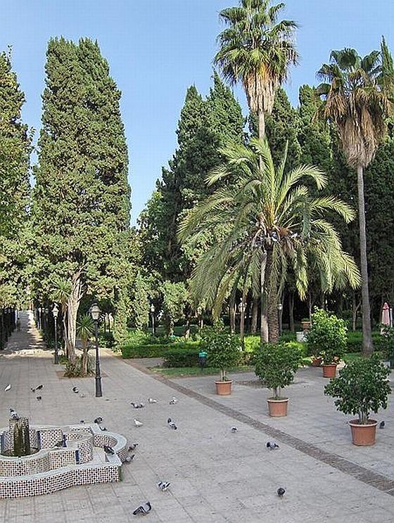 marbella 11 - parque de la constitucion