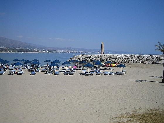 marbella 9 - playa de puerto banus
