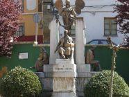 mieres - monumento a teodoro cuesta