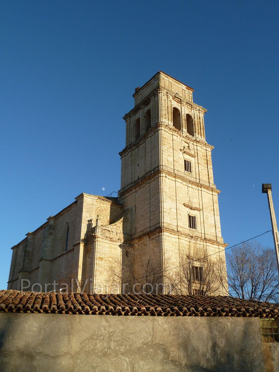 Iglesia de San Martín (Mota del Marqués)
