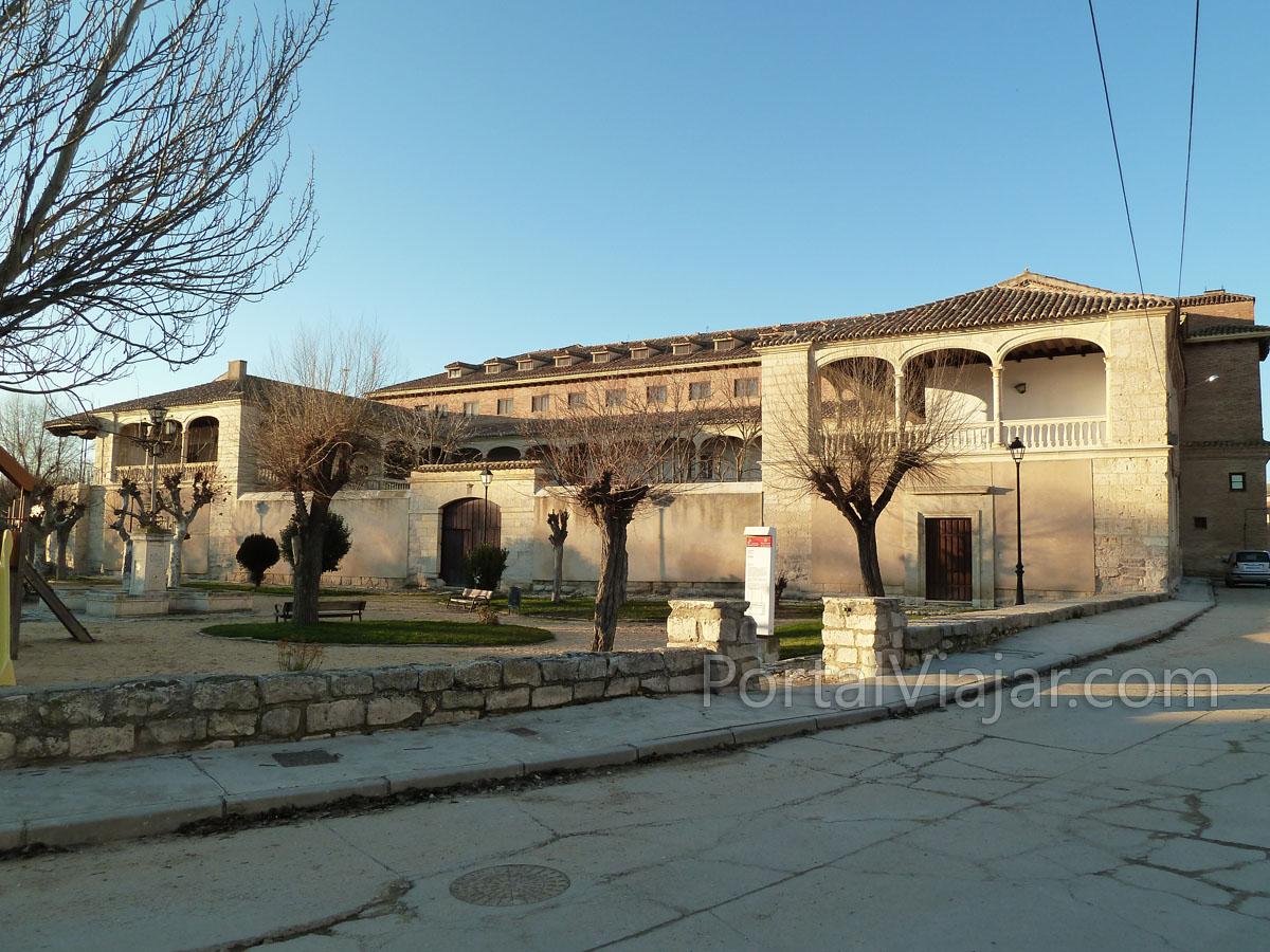 Palacio de los Ulloa (Mota del Marqués)